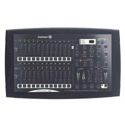 MEMORY-24 - Console DMX 24 canaux pour blocs de puissance
