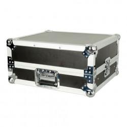 "19"" Mixer case 9U with shelf"