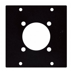 Chassis panel 2 segments