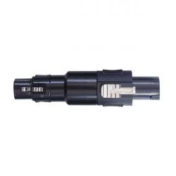 Adaptateur FSA07 - XLR F. > Speakon M. 2p.