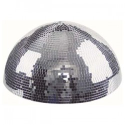 Half-mirrorball 50 cm