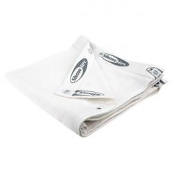Square cloth white