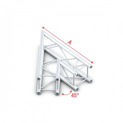 Corner 45°