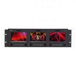 TLD-53 SDI Triple 5pouce Monitor with SDI