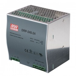 LED Power Supply Dinrail 240 W 24 VDC