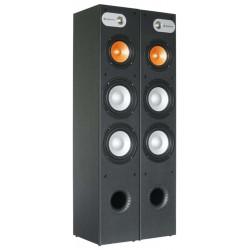 SHFT655B Set d'enceintes Tower Set 2x 8P 1x 6-5P