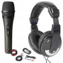 SH400 Kit accessoires DJ