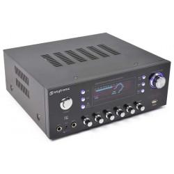 AV-120FM Amplificateur stereo karaoke MP3