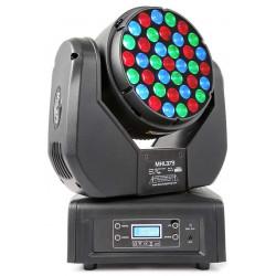 MHL373 Lyre LEDs 37 x 3 W RGB 14 canaux DMX