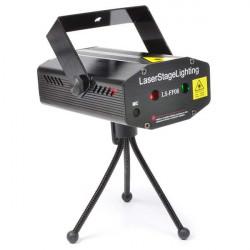 LS-FF08 Mini Laser Rouge-Vert-Gobo