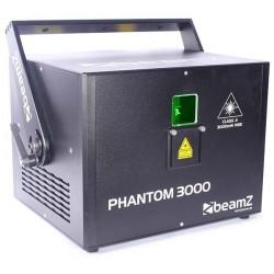 Phantom 3000 Pur Diode Laser RGB analogique 40kpps FC