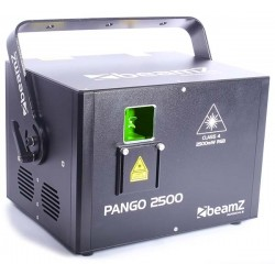 Pango 2500 Laser analogique RGB 40kpps