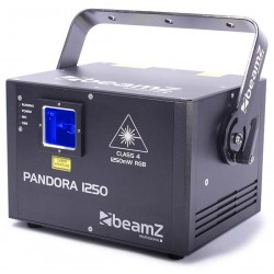 Pandora 1250 30kpps TTL laser RGB