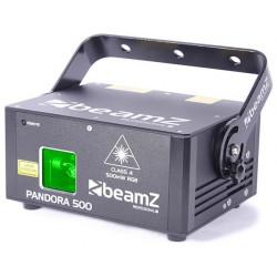 Pandora 500 TTL Laser RGB 15kpps