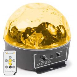 Mini Star Ball 6x LEDs 3 W RGBAWP IR
