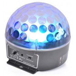 Magic Jelly DJ Ball gere par la musique