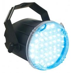 Stroboscopea LEDs bleues