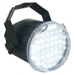 Stroboscopea LEDs blanches