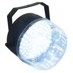 Grand stroboscopea LEDs blanches