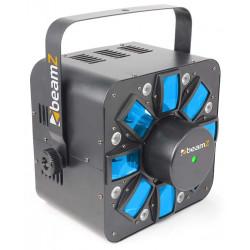Multi Acis III Jeu de lumiere LEDs avec laser