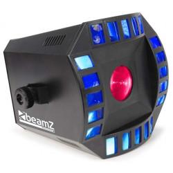 Cube4 2x LED 10 W Quad 64 LEDs RGB DMX