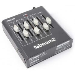 DMX60 Controleur 6 canaux