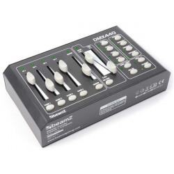 DMX440 Controleur 4 canaux 4 programmes