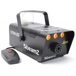 S700-LED Machine à fumée avec effet flamme
