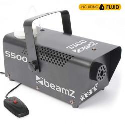 S500 Machine à fumée avec liquide