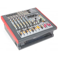 PDM-S803A Table de mixage amplifiee 8 canaux DSP-MP3 USB IN-OUT