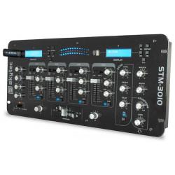 STM-3010 Table de mixage 4 canaux USB-MP3