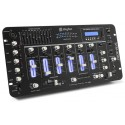 STM-3007 Table de mixage 6 canaux SD-USB-MP3-LED-Bluetooth 19P