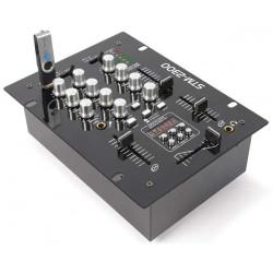 STM-2300 Table de mixage 2 canaux USB-MP3