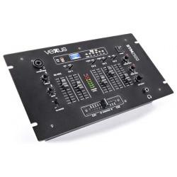 STM2500 Table de mixage 4 canaux USB-MP3 avec Bluetooth