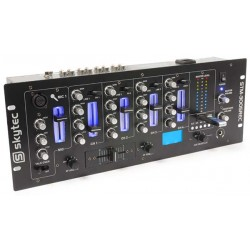 STM-3005REC Table de mixage 4 canaux USB-MP3 Record