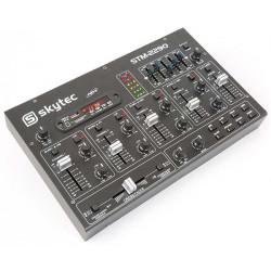 STM2290 Table de mixage 8 canaux Effets Sound SD-USB-MP3-BT