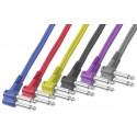 Câble LINE Jeu de 6 Câbles JACK OFC Mono 0.5 m