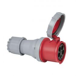 CEE 125A 400V 5p Plug Female