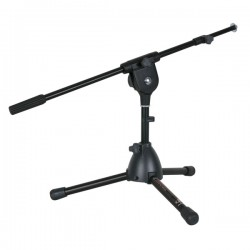 Telescopic mic stand low