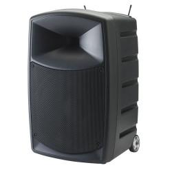 CR25A-COMBO-F8 - Sono portable 250W+batterie+BT et HF 800MHz