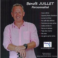 Album - Benoit Juillet personnalisé - 2019