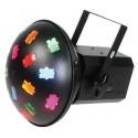 jeux de lumières et effets Disco à lampes